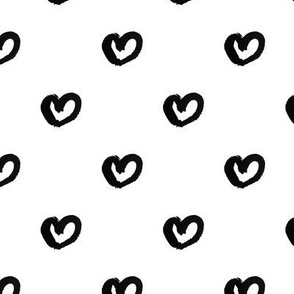Hearts in Black