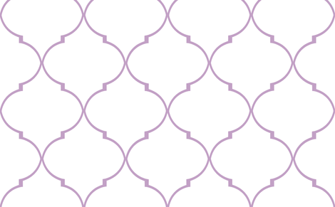 Kate Trellis in Lilac Blossom fabric by willowlanetextiles on Spoonflower - custom fabric