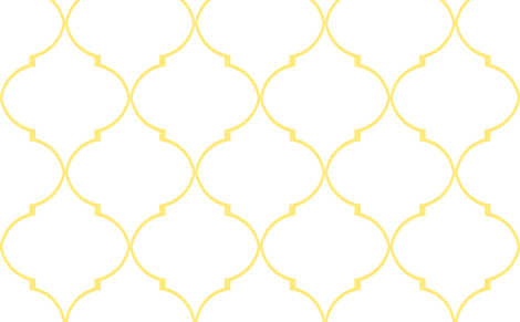 Kate Trellis in Lemonade fabric by sparrowsong on Spoonflower - custom fabric