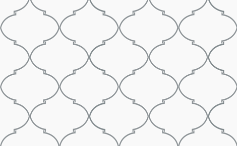 Kate Trellis in Cashmere Gray fabric by sparrowsong on Spoonflower - custom fabric
