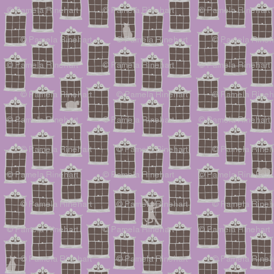 window cats - orchid_dusk