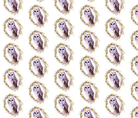 Rsootyowlfabric_gumleaf_purpleyellow_cropped_shop_preview