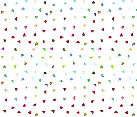 peixes fabric by ana_somaglia on Spoonflower - custom fabric