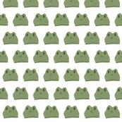 Frog half-brick
