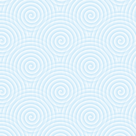 Water ripple fabric by alfabesi on Spoonflower - custom fabric