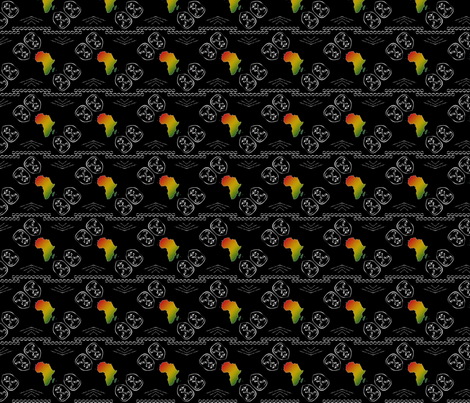 africana fabric by fayolaonline on Spoonflower - custom fabric