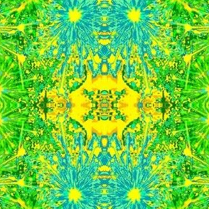 Fireworks-yellow