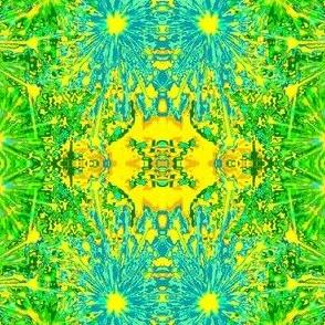 Fireworks-yellow