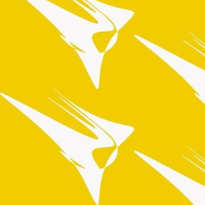 Wing On Yellow