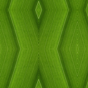 Lace chevron (leaf cells)