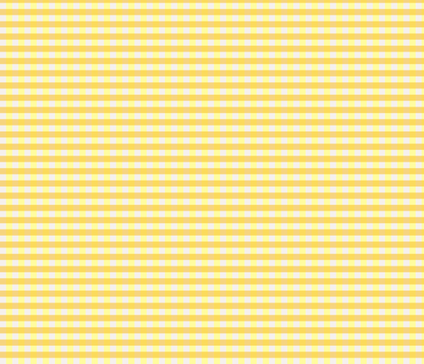 check+yellow fabric by heleenvanbuul on Spoonflower - custom fabric
