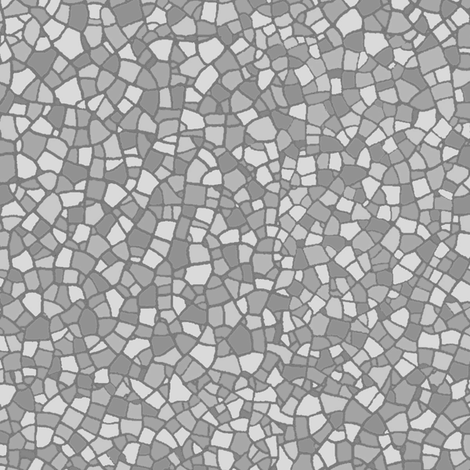 mosaic - granite fabric by weavingmajor on Spoonflower - custom fabric