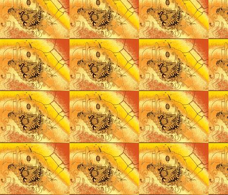 image-ch fabric by bunnygrl on Spoonflower - custom fabric