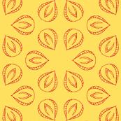 leafy zest