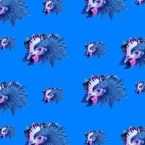 MaudeStar Blue