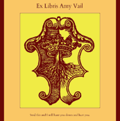 Ex Libris Bookmark/Bookplate