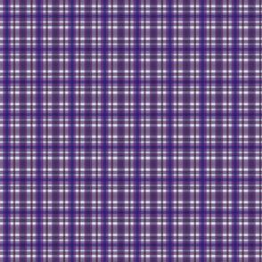 Country Plaid Purple