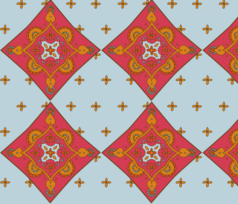 Quilt fabric by hazelrose on Spoonflower - custom fabric