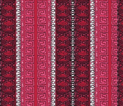 Geo_isa fabric by neverwhere on Spoonflower - custom fabric