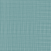 Crosshatch - Teal