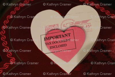 Tax Document Valentine