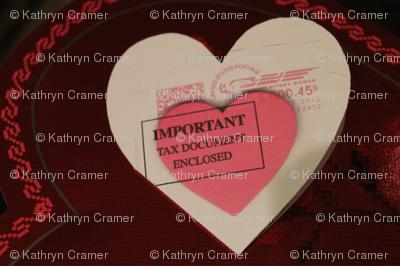 Tax Document Valentine