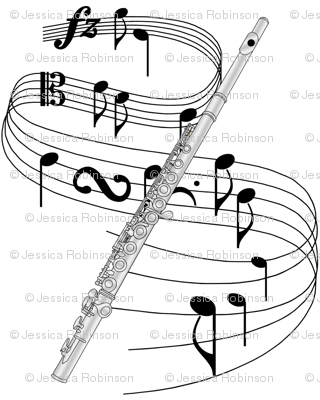 The Right Notes: Flute