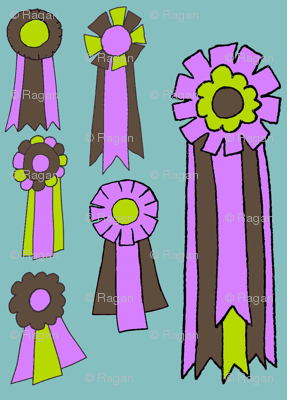 Funky Ribbons