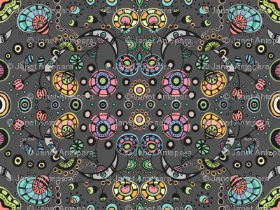 Funky Bloom