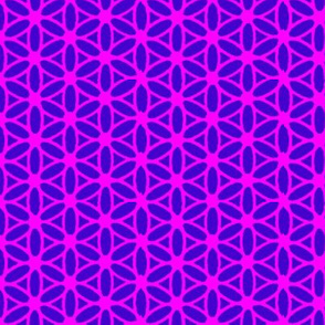 Flower of Life - Pink
