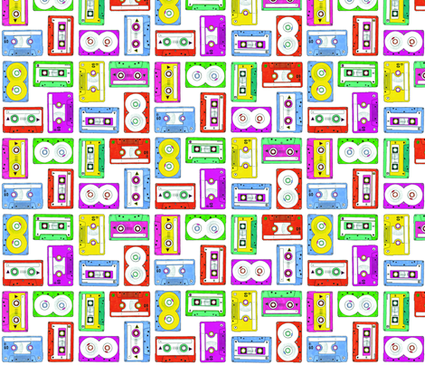 sharpietapes fabric by holiday on Spoonflower - custom fabric