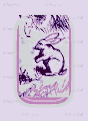 Rabbit Cartouche