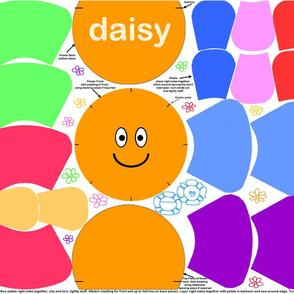Daisy Daisy pillow critter