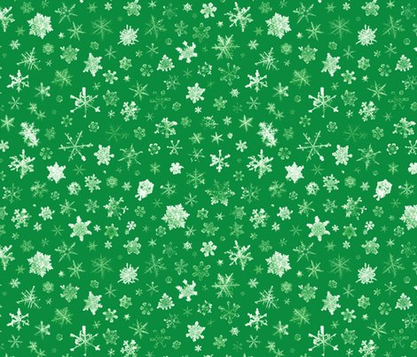 Snowflakes6christmasgreenb_shop_preview