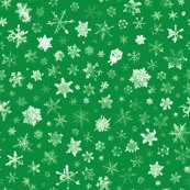 Snowflakes6christmasgreenb_shop_thumb