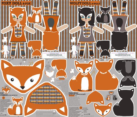Rrall_foxy_yard_panel_shop_preview