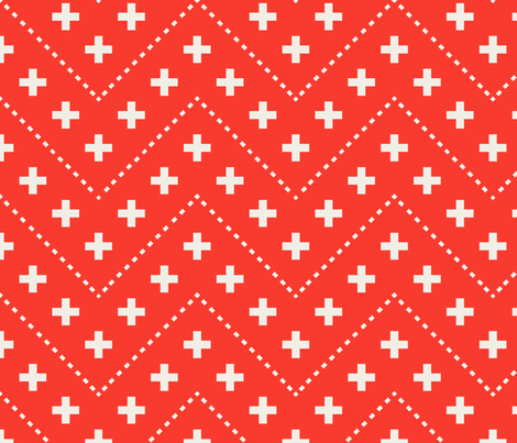 farmhouse_plus_and_dash fabric by holli_zollinger on Spoonflower - custom fabric
