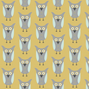 City Park Owls - Olly