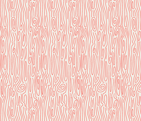 farmhouse_bark_red fabric by holli_zollinger on Spoonflower - custom fabric