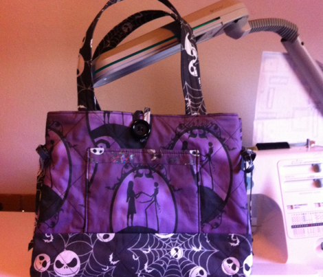 Nightmare Before Christmas Collection Purple