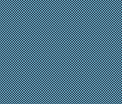 Blue Checkers fabric by edward_elementary on Spoonflower - custom fabric