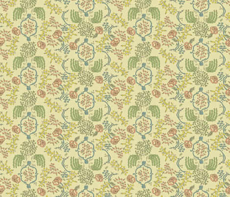 Spring Pop fabric by janelle_wooten on Spoonflower - custom fabric