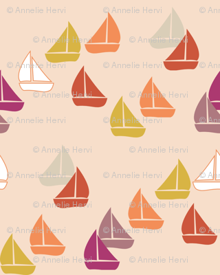 PinkSailBoats
