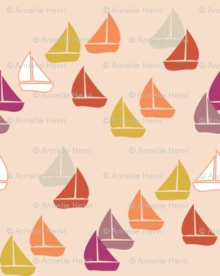 PinkSailBoats