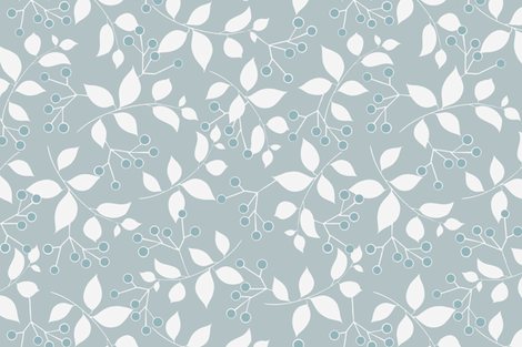 Sprig, Spa Blue