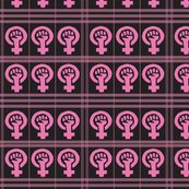 Girl_power_symbol_background