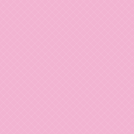 Pink with white squares fabric by witee on Spoonflower - custom fabric