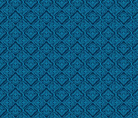 Medallion fabric by janelle_wooten on Spoonflower - custom fabric