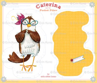 Caterina Pillow Craft