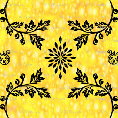 Florentine (yellow)